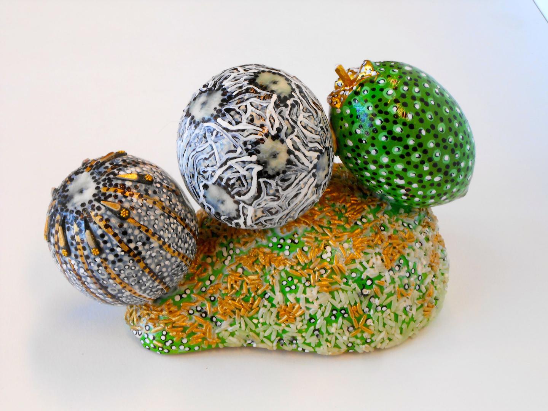 Diverse materialen12,5x21x11cm. (lxbxd) 2013